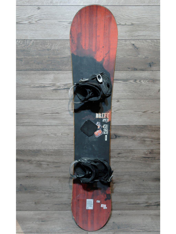 Salomon Drift Rocker 158cm