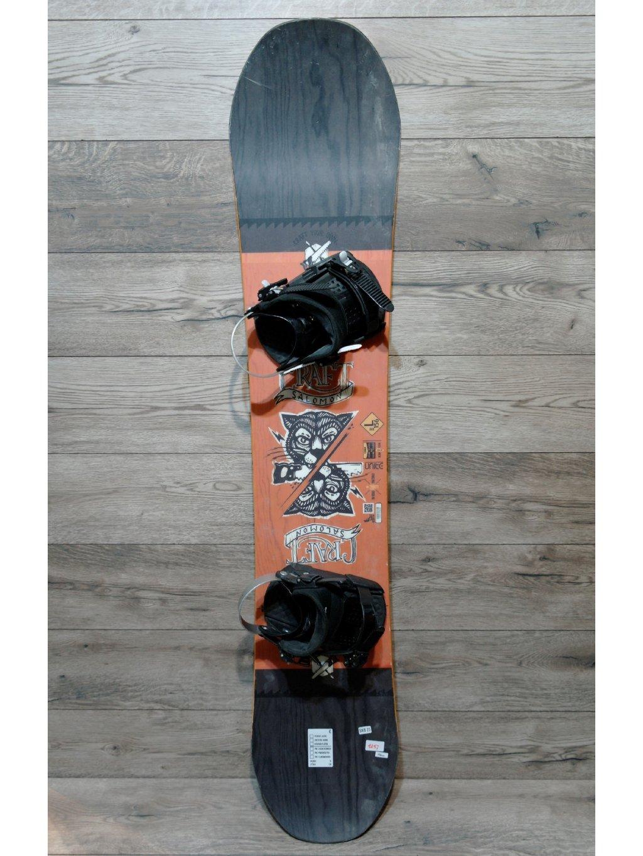 Salomon Craft 156cm