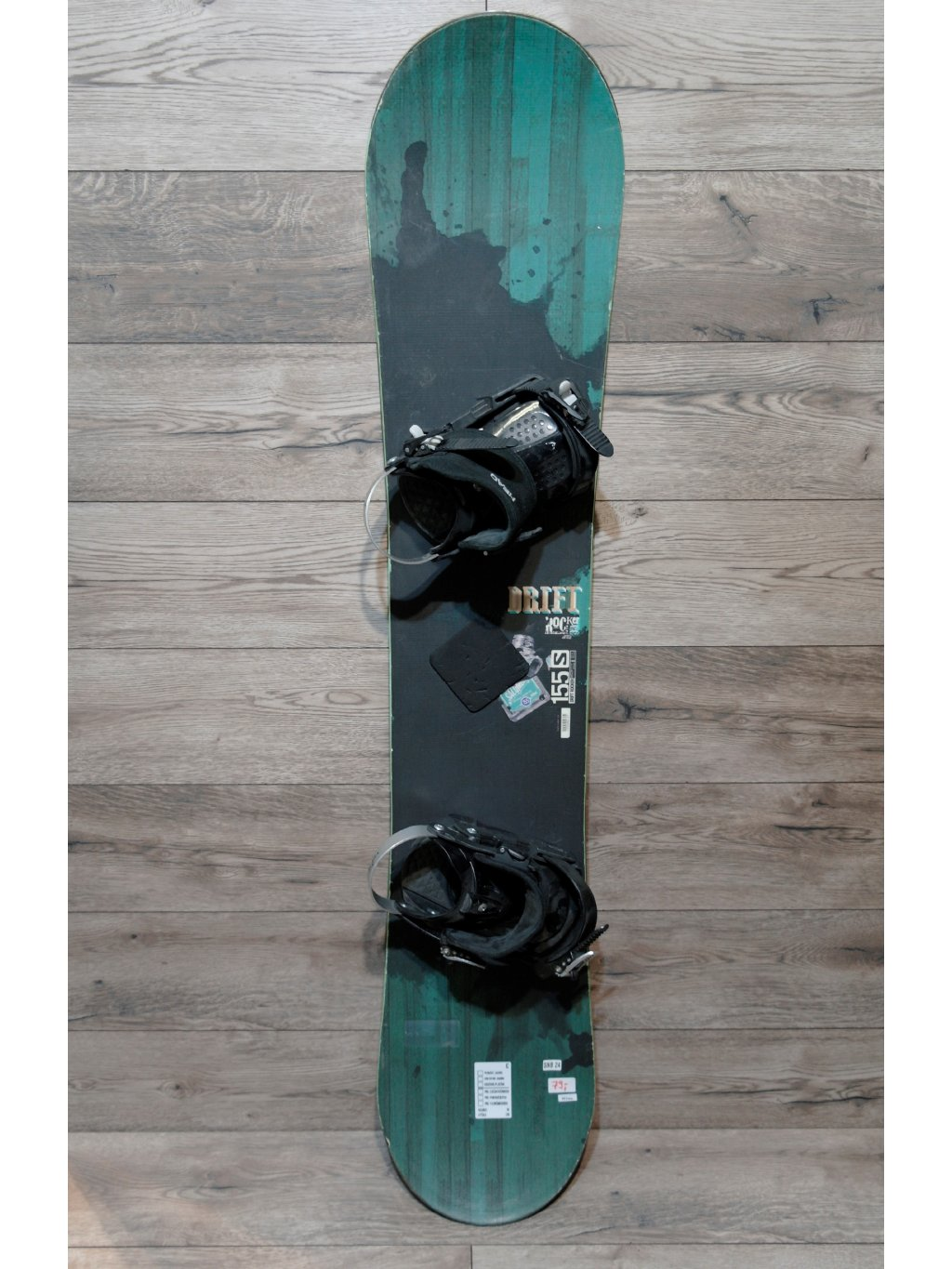 Salomon Drift Rocker 155cm