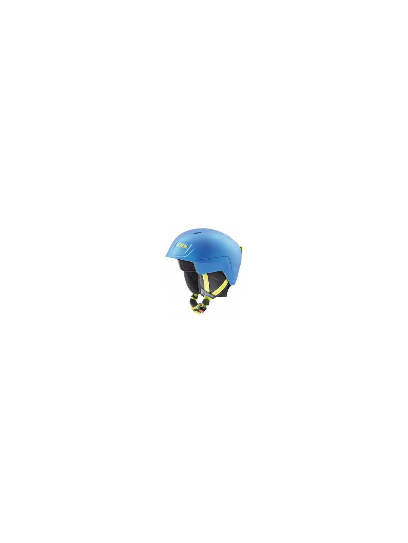 Uvex Manic Jr. Blue Matte (54-58)