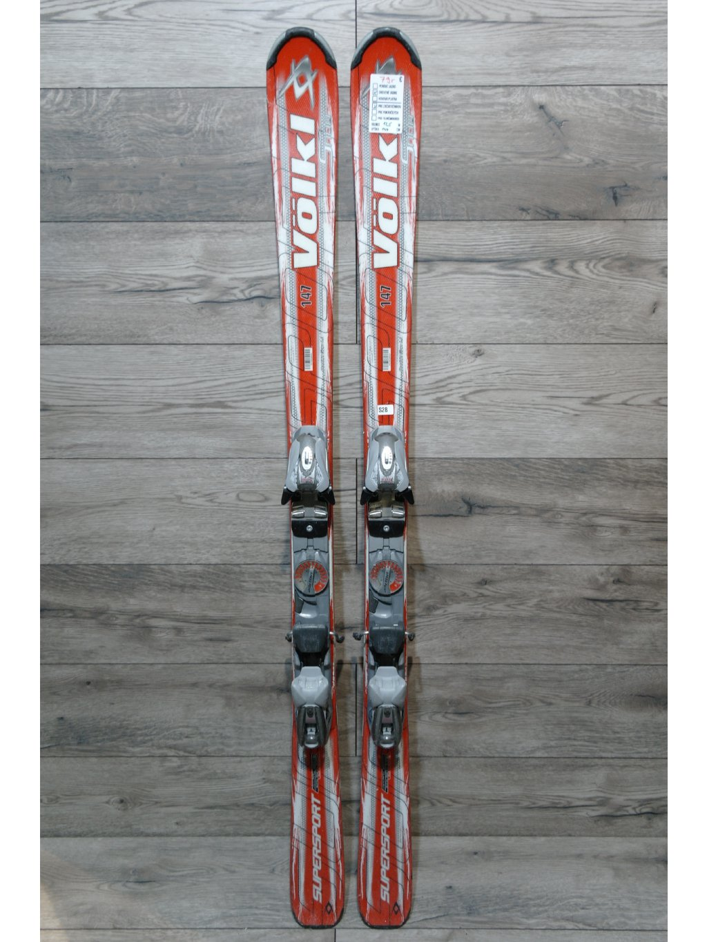Volkl Supersport Snow 147cm