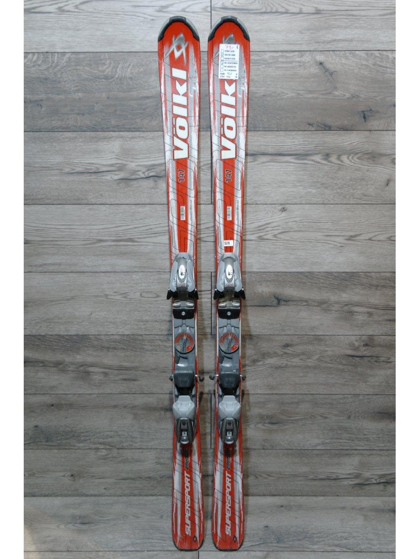 Volkl Supersport Snow 147cm