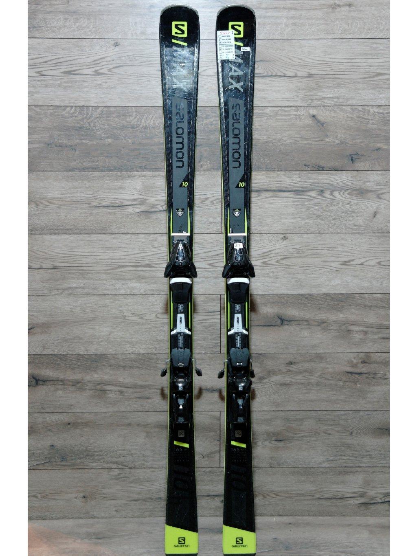 Salomon S/MAX 10 165cm