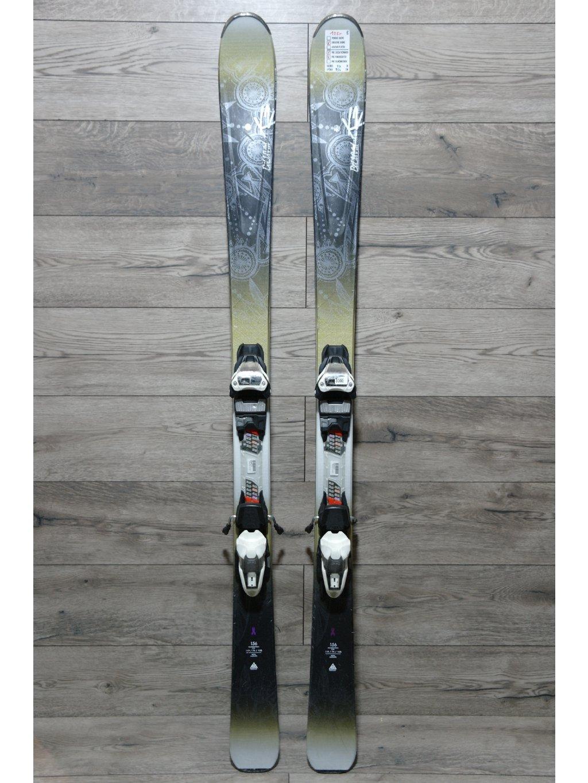 K2 BeLUVed 70 TI 156cm
