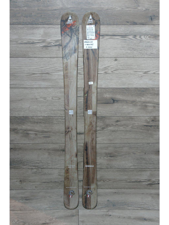 GPO Snowblade 125cm