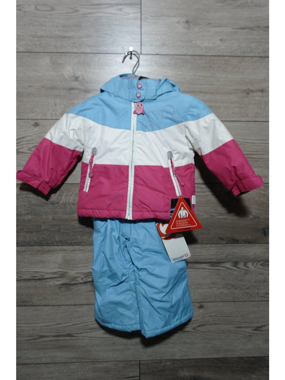 Detský zimný set bunda+nohavice Etirel