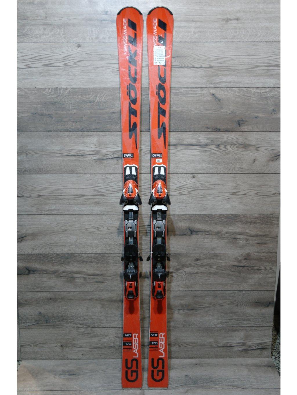 Stockli Laser GS 170cm