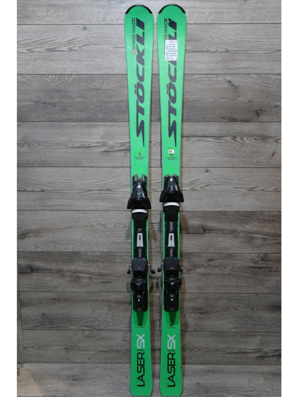 Stockli Laser SX 163cm