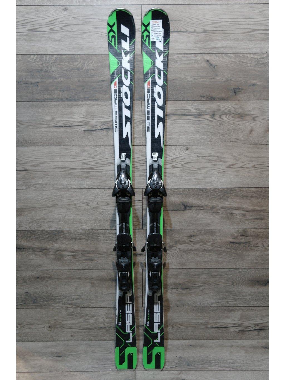 Stockli Laser SX 154cm