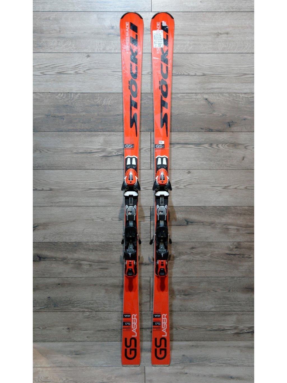 Stockli Laser GS 175cm