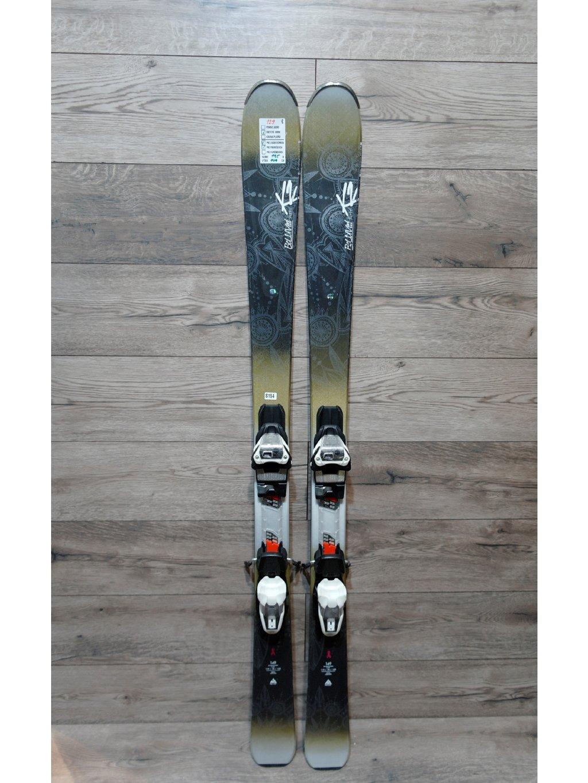 K2 BeLUVed 149cm