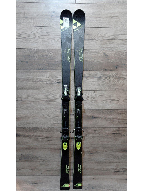 Fischer RC4 170cm