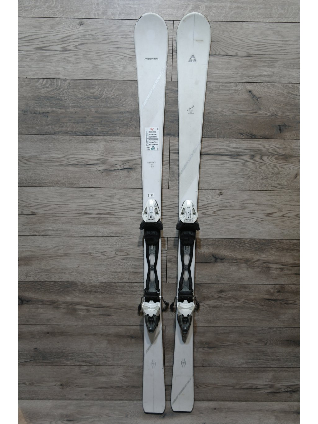 Fischer Ivory 155cm