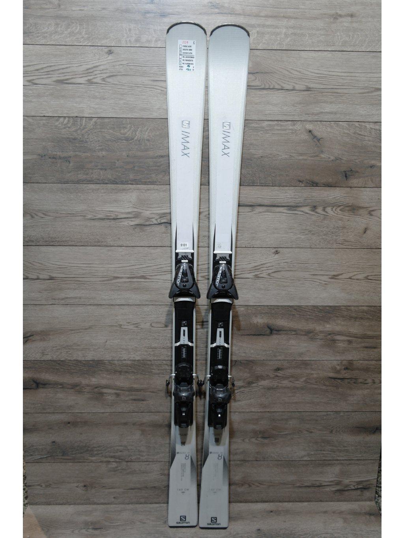 Salomon S/MAX W 8 160cm