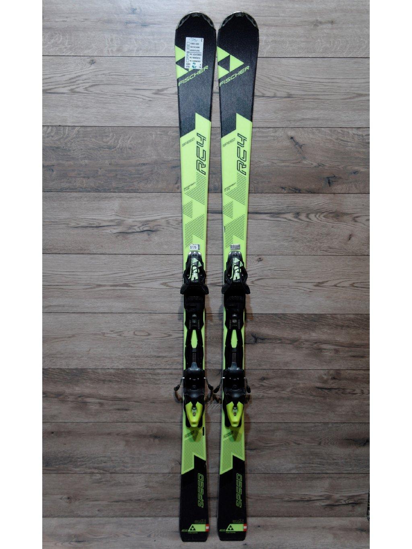 Fischer RC4 Speed 165cm