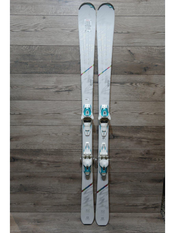 Salomon W-Pro 162cm