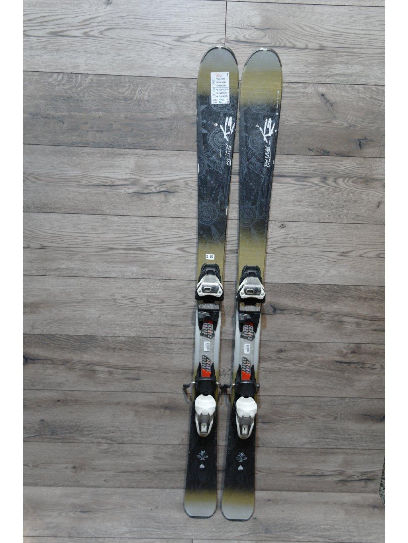 K2 BeLUVed 142cm