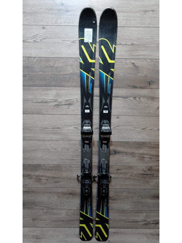 K2 Konic 78 LTD 163cm