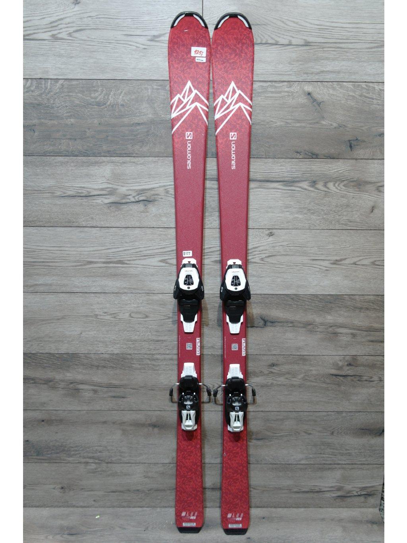 Salomon QST Lux JR 150cm