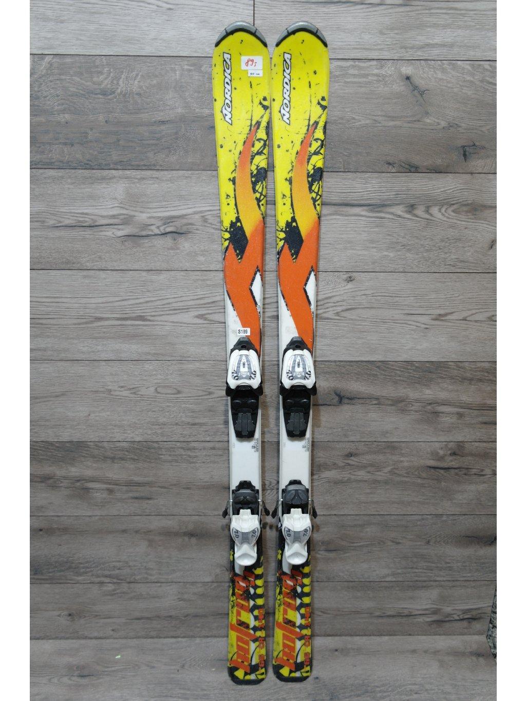 Nordica Hot Rod J 140cm
