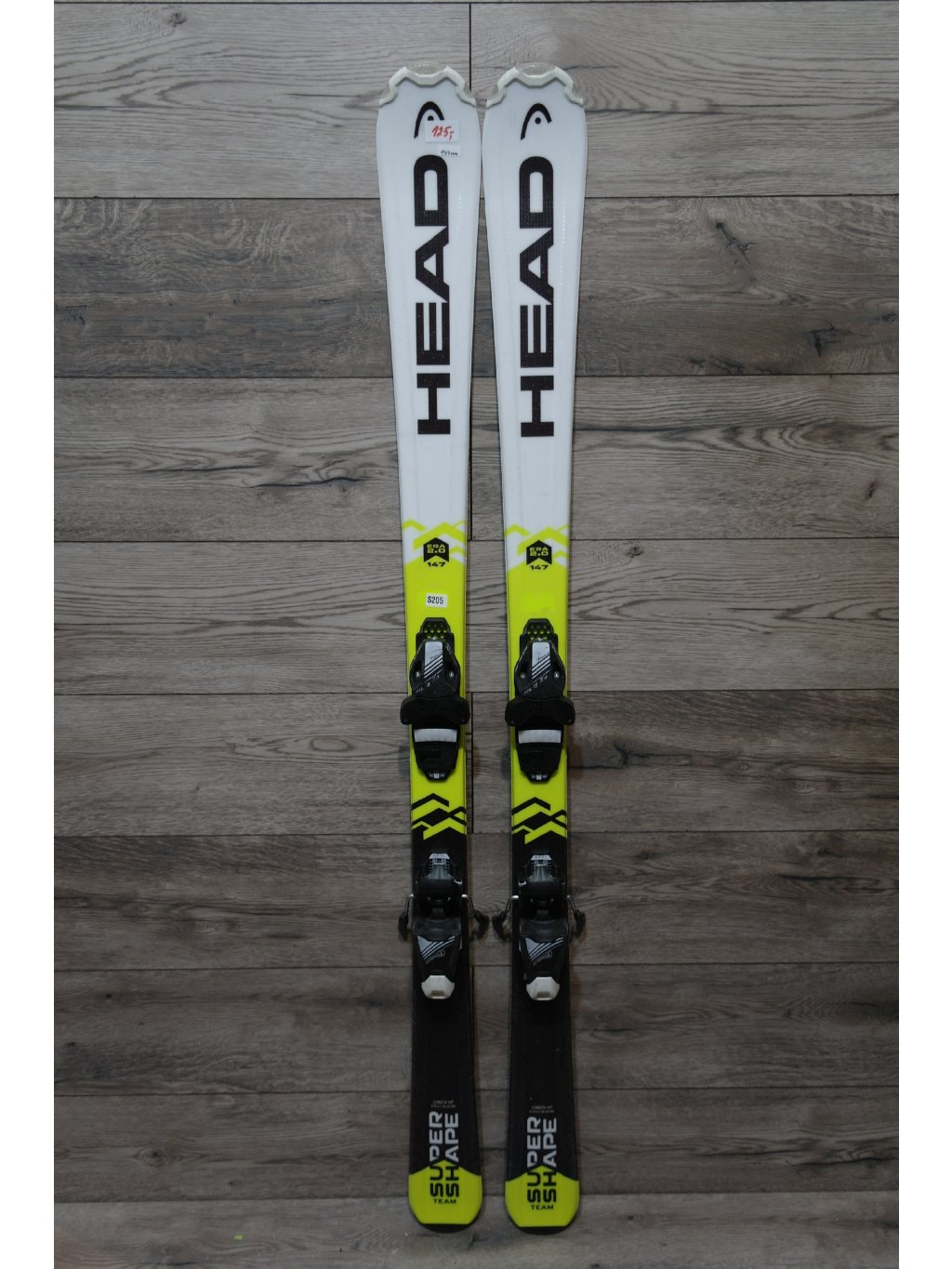 Head Supershape SLR 147cm