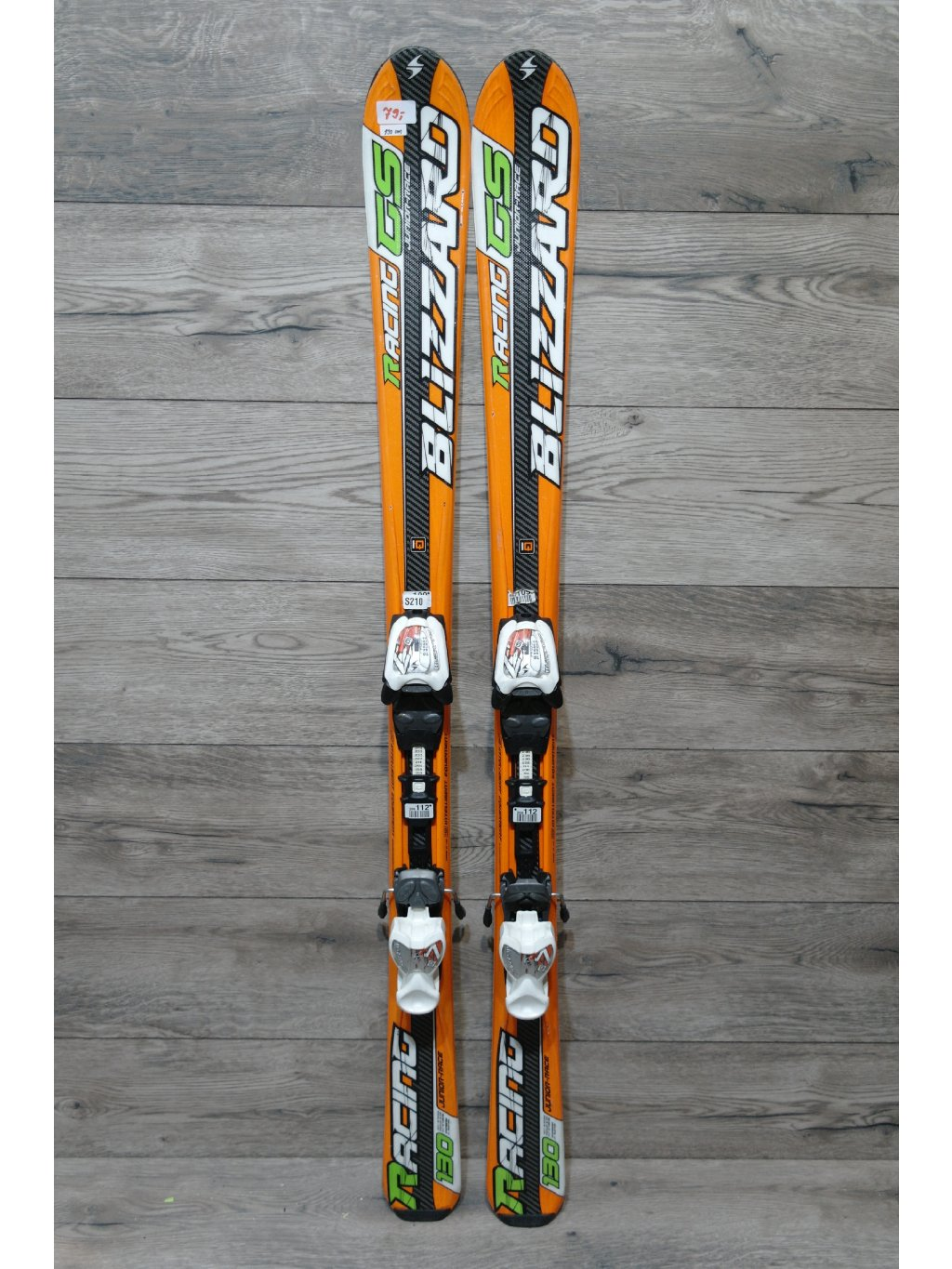 Blizzard GS Racing 130cm