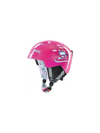 Uvex Manic Jr. Pink (46-50)