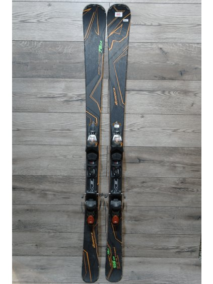 Nordica Fire Arrow 76CA 156cm