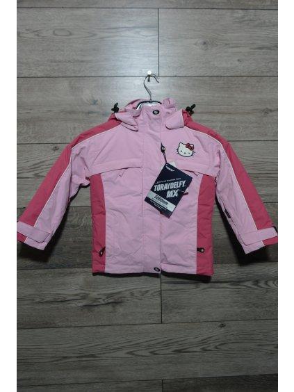Detská zimná bunda Hello Kitty