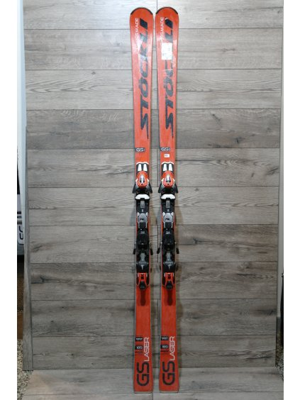 Stockli Laser GS 185cm