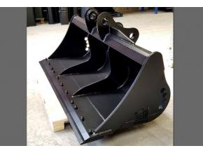 """Hitachi ZX52U svahová lžíce 60"""" / 1500 mm"""