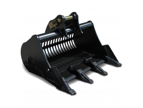 """JCB 18Z-1 prosévací lžíce 24"""" / 600 mm"""