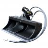 """Bobcat E20 hydraulická svahová lžíce 39"""" / 1000 mm"""