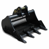 """Kubota KX015-4 prosévací lžíce 24"""" / 600 mm"""