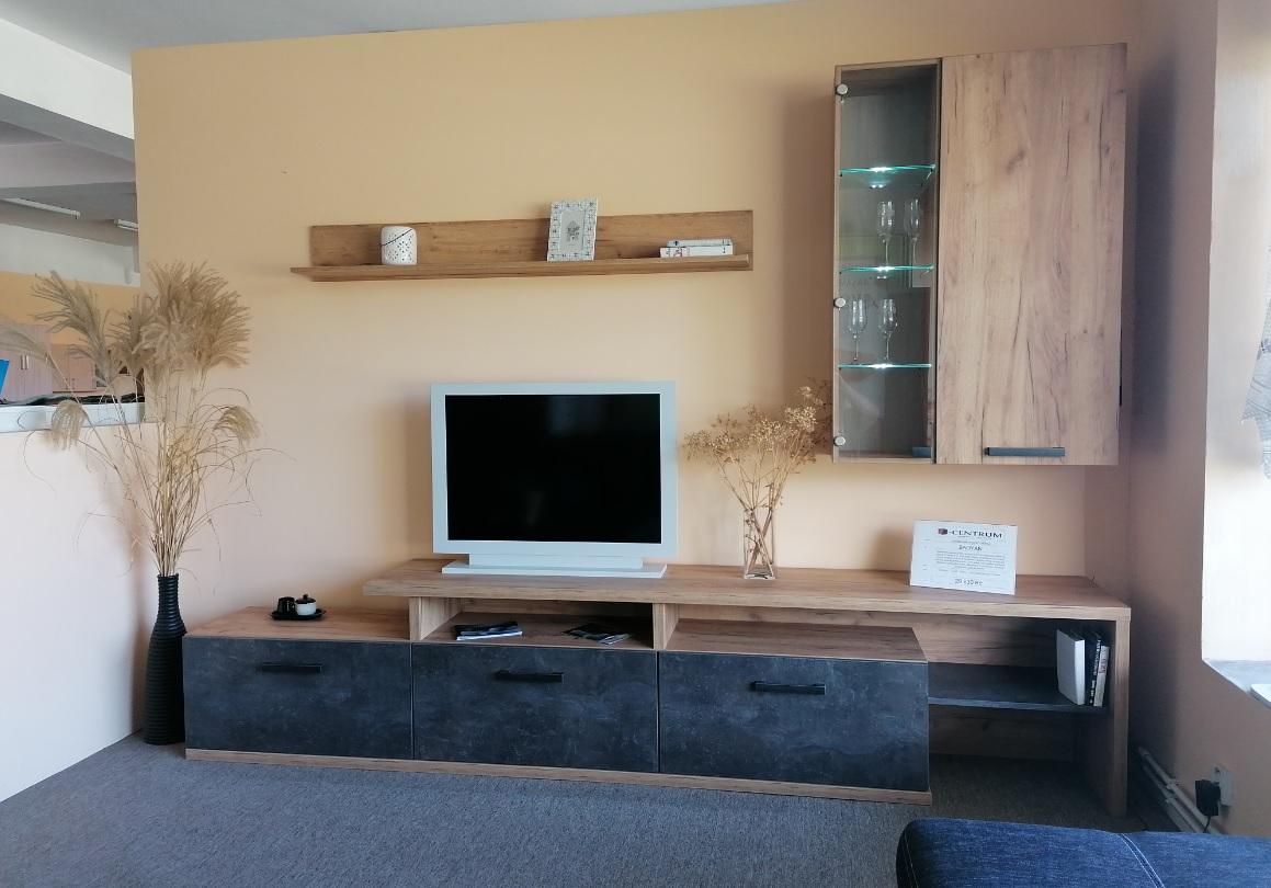 Badyan obývací stěna