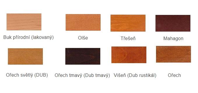 dřevo Finesa