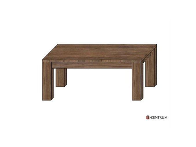 konferenční stolek obdélník (deska 25 mm)