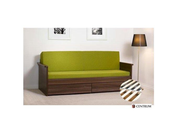 BMB Jora TANDEM - rozkládací postel s úložným prostorem Akční cena !!!