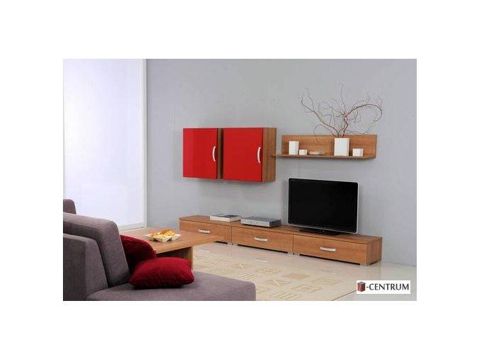 Obývací stěna Bonus - sestava B2