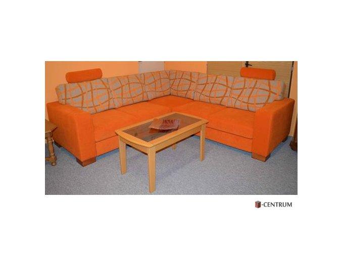 Fagus sedací souprava Laura 2R+roh+2Ú 250x250 cm