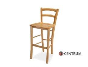 barová židle Venezia masiv