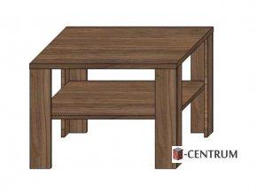konferenční stolek čtverec 70x70 cm
