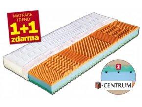 matrace MALAGA 1+1 zdarma         VYZKOUŠEJTE JI - JE VYSTAVENA NA PRODEJNĚ !