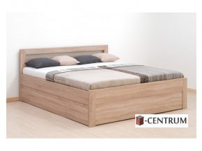 postel s uloznym prostorem marika lamino 160x200 180x200 cm