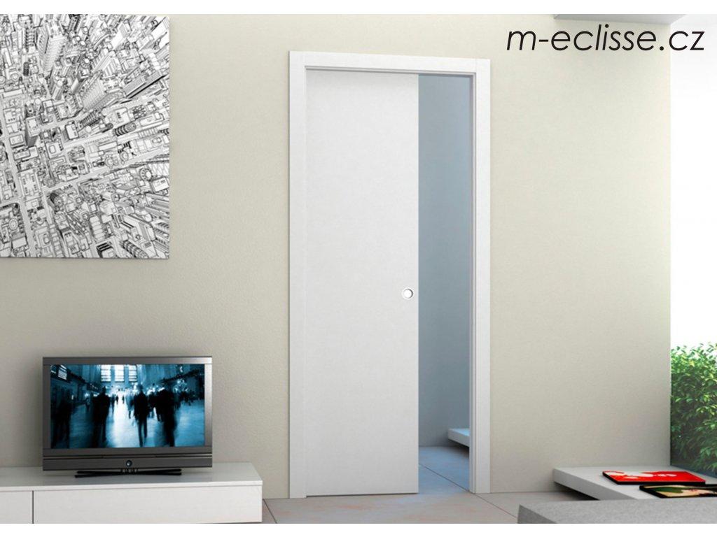 Stavební pouzdro ECLISSE Jednokřídlé 1000/1970mm do SDK