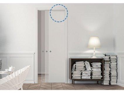 ECLISSE BIAS® UP - univerzální tlumič pro posuvné dveře