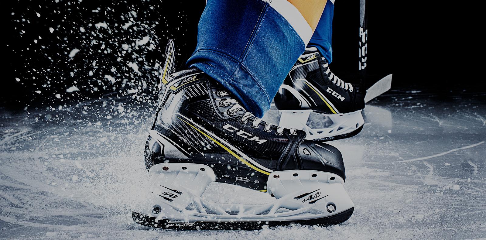 Hokejové brusle CCM