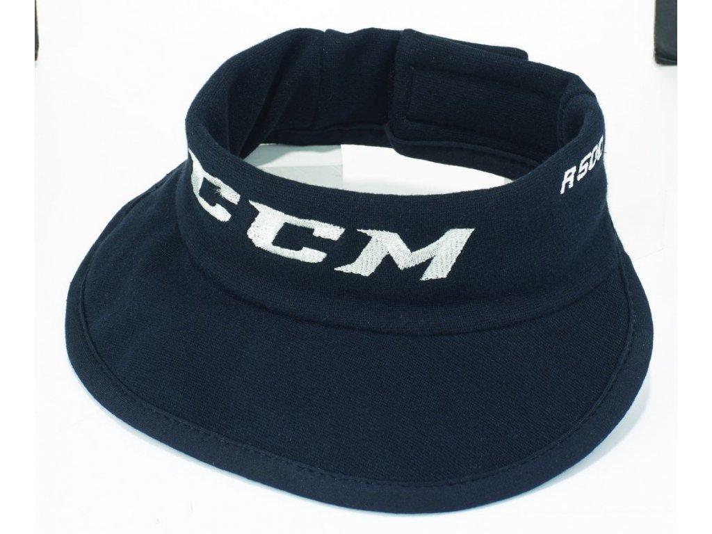 Chránič krku CCM R500 - JR (Junior) ONESIZE Black