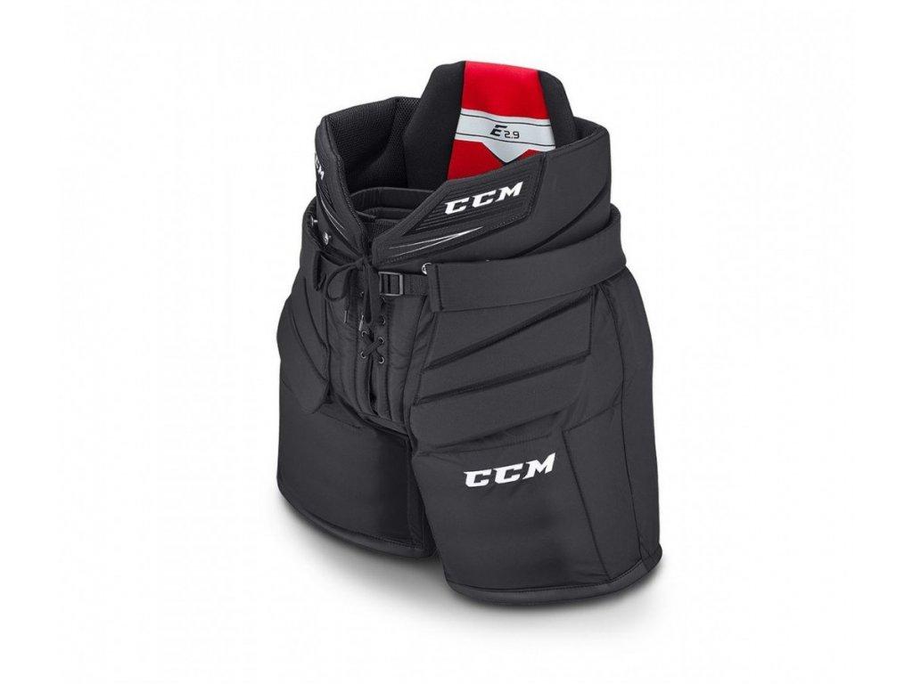 Brankářské kalhoty CCM Extreme Flex Shield E2.9 - INT (Intermediate) L Navy