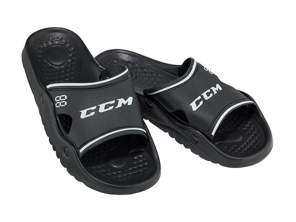 Pantofle CCM - SR (Senior) 43 Black
